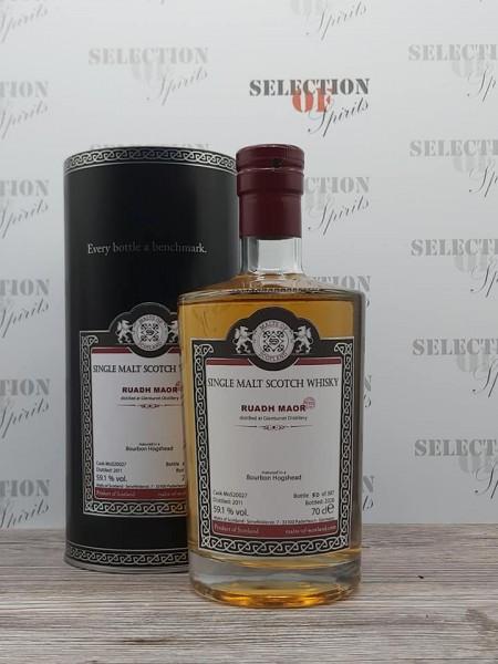 Malts of Scotland RUADH MAOR 2011/2020 matured in a Bourbon Barrel