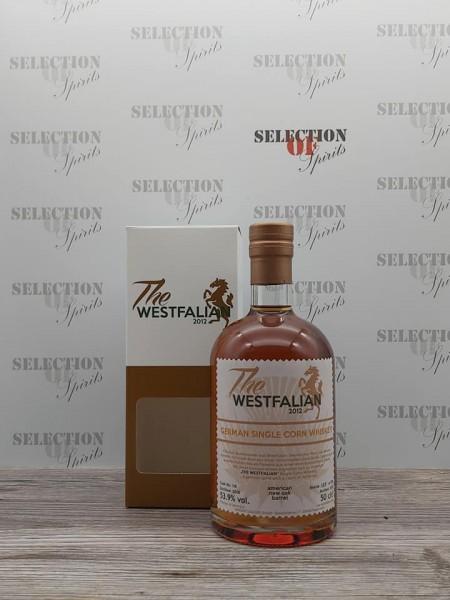 THE WESTFALIAN 2016/2021 Cask 116 German Single Corn Whiskey