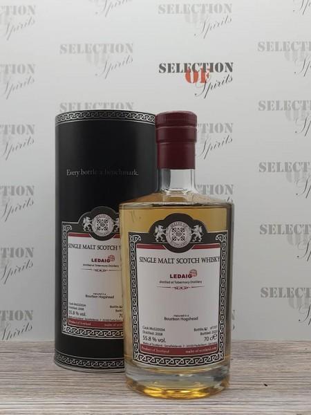 Malts of Scotland LEDAIG 2008/2020 Bourbon Hogshead