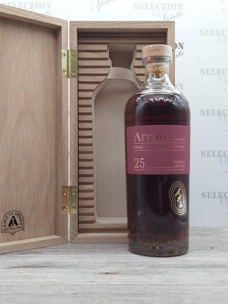 Arran 25yo - Edition 2020 Bourbon Barrels/Sherry Casks