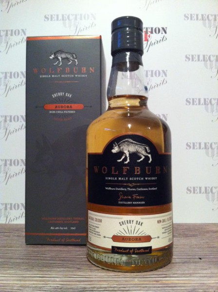 "Wolfburn Single Malt ""Aurora"""