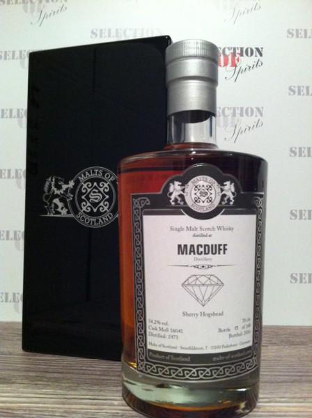 Malts of Scotland MACDUFF Warehouse Diamond 1973/2016