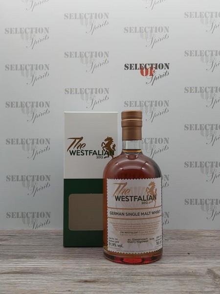 THE WESTFALIAN 2016/2021 Cask 120 German Single Malt ex.Glendronach Sherry Hogshead