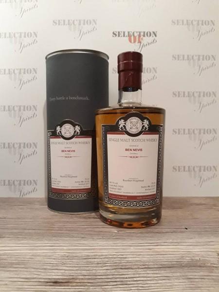 Malts of Scotland BEN NEVIS 1997/2017 Bourbon Hogshead