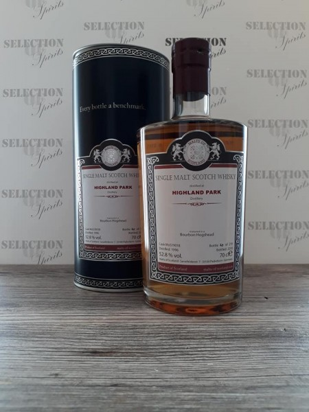 Malts of Scotland HIGHLAND PARK 1996/2019 matured in a Bourbon Hogshead
