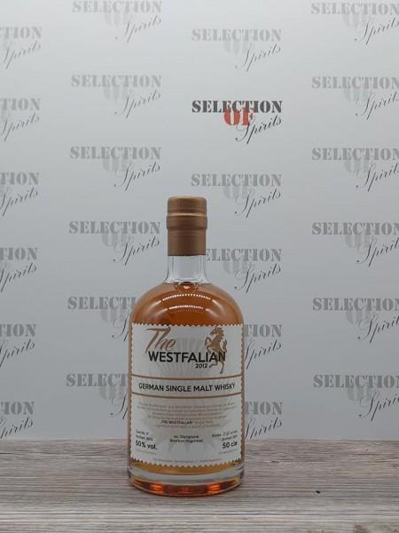 THE WESTFALIAN ERSTABFÜLLUNG! 2012/2015 ex.Glengoyne Bourbon Hogshead
