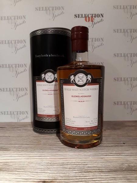 "Malts of Scotland GLENGLASSAUGH 2009/2018 ""4 Bourbon Octave Casks"""