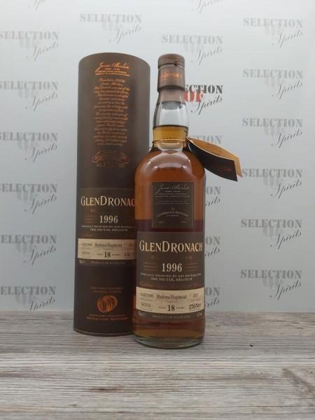 Glendronach Single Cask #4767 Madeira Hogshead 1996/2014