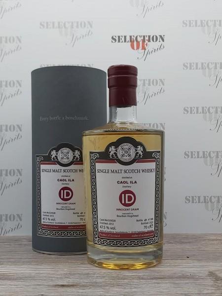 Malts of Scotland CAOL ILA 2012/2020 matured in a Bourbon Barrel