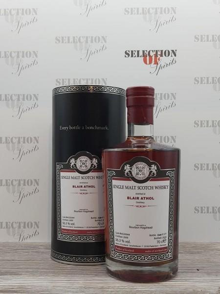 Malts of Scotland BLAIR ATHOL 2009/2020 Bourbon Hogshead