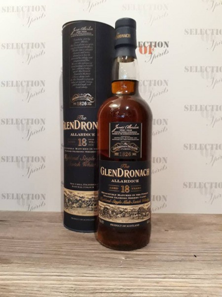 Glendronach 18yo Allardice