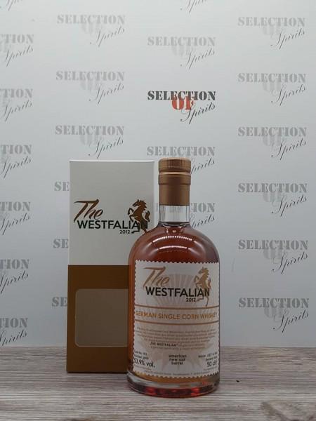 THE WESTFALIAN 2015/2020 Cask 103 German Single Corn Whiskey