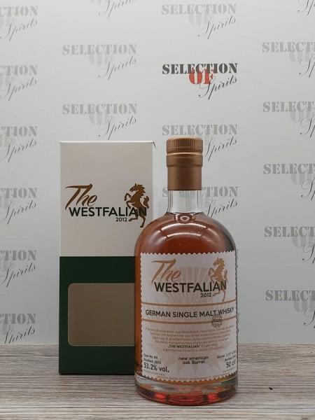 THE WESTFALIAN 2013/2020 Cask 66 German Single Malt Whisky -peated-