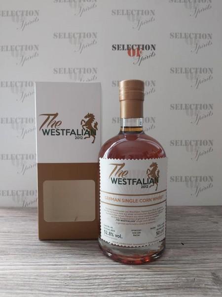 THE WESTFALIAN German Single Corn Whiskey 2014/2019 American New Oak Barrel