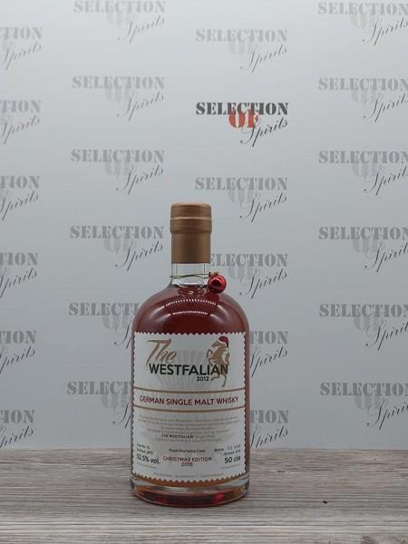 THE WESTFALIAN German Single Malt Whisky 2012/2016 Fresh Portwine Cask