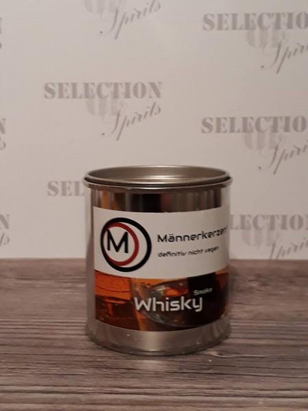 Männerkerzen -das Original- Duftkerze -Whisky SMOKE-
