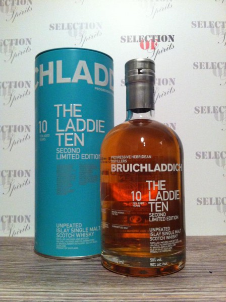 "Bruichladdich ""The Laddie 10"" Second Limited Edition"