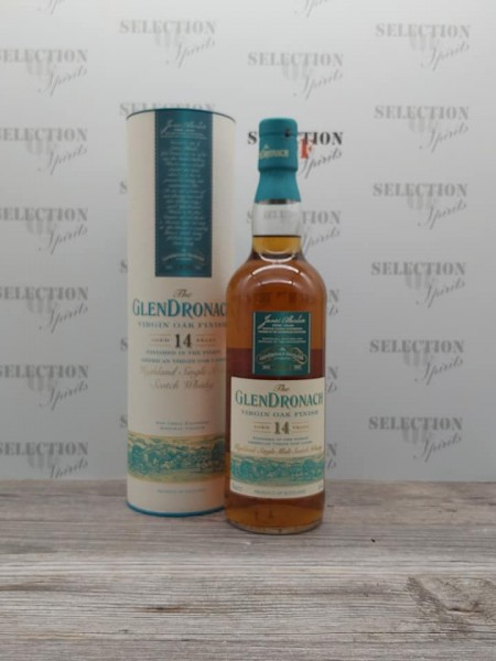 Glendronach 14yo VIRGIN OAK