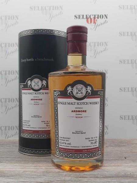 Malts of Scotland ARDMORE 2011/2021 Bourbon Barrel