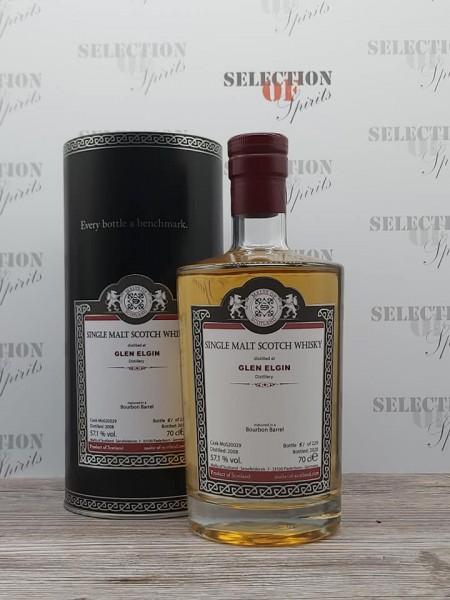 Malts of Scotland Glen Elgin 2008/2020 matured in a Borbon Barrel