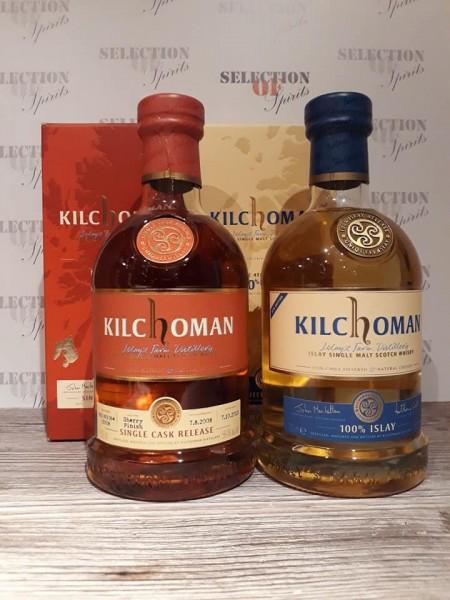Kilchoman SET Small Batch GERMANY 2016 & 100% Islay 5th Edition
