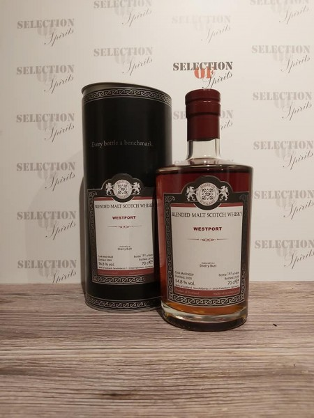 Malts of Scotland WESTPORT 2005/2019 Sherry Butt