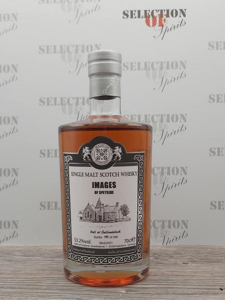 Malts of Scotland Images of Speyside -Hall at Ballindalloch-