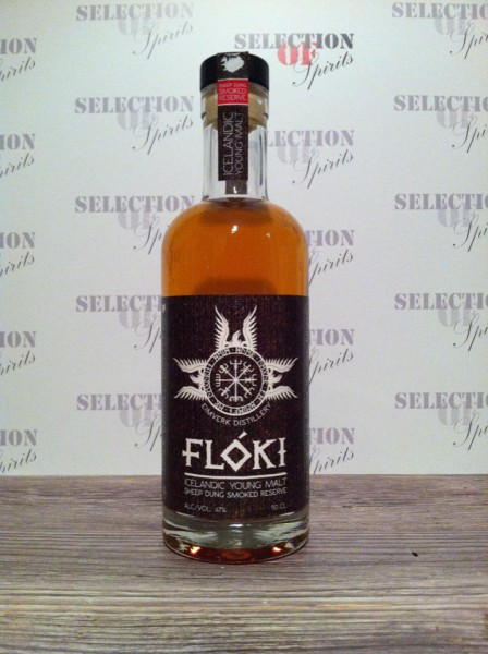 Flóki Icelandic YOUNG MALT -Sheep Dung smoked Reserve-