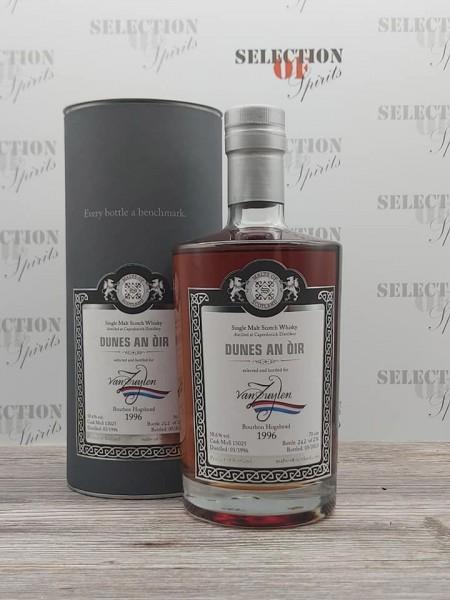 """Malts of Scotland CAPERDONICH 1996/2013 Bourbon Hogshead """"Dunes An Òir"""""""