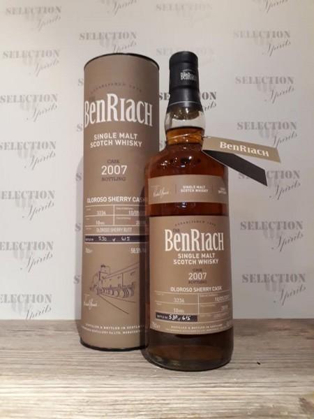 The Benriach Batch 15 Cask #3236 2007/2018 10yo Oloroso Sherry