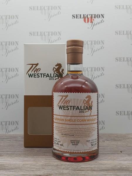 THE WESTFALIAN 2016/2021 Cask115 German Single Corn Whiskey