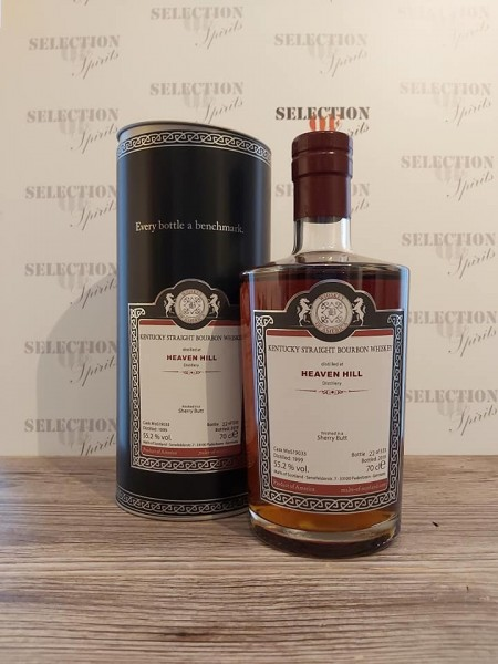 Malts of Scotland HEAVEN HILL finished in a Sherry Butt