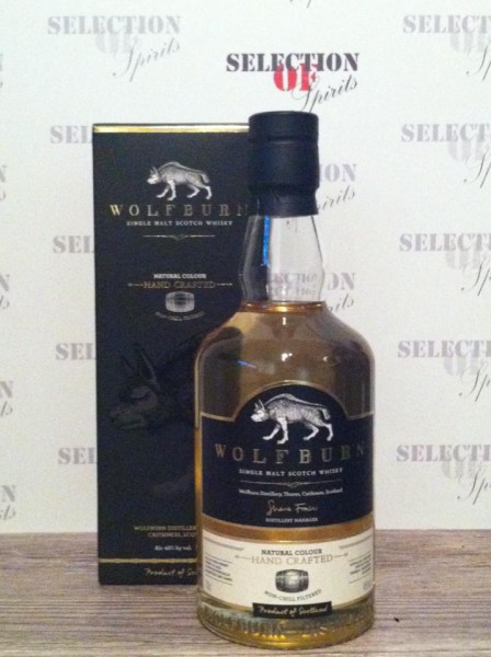 "Wolfburn Single Malt ""First General Release"""