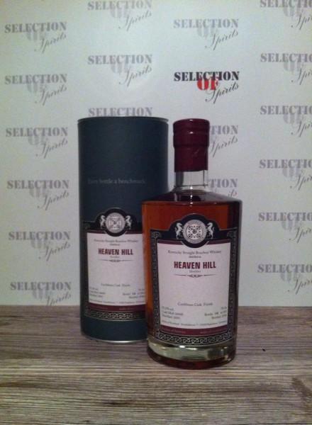 Whiskey of America Heaven Hill 2001/2016 Carribean Rum Cask Finish