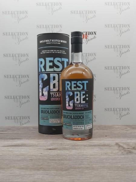 Rest&Be Thankful Bruichladdich 12yo. -Bourbon Cask-