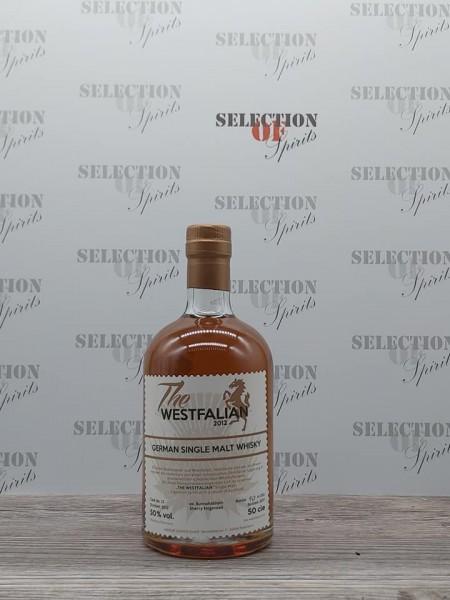THE WESTFALIAN German Single Malt Whisky 2012/2017 ex.Bunnahabhain Sherry Hogshead