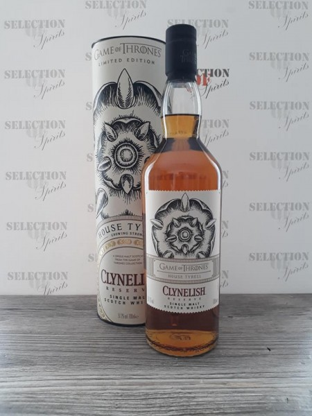 Game of Thrones Clynelish Reserve - House Tyrell
